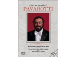 CD+DVD Luciano Pavarotti - The Essential — Clássica