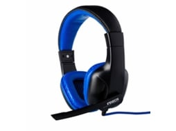Auscultador Gaming INDECA PS4 PX-446 — PS4 | Com micro