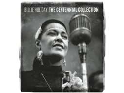 CD Billie Holiday the Centennial Collection — Jazz