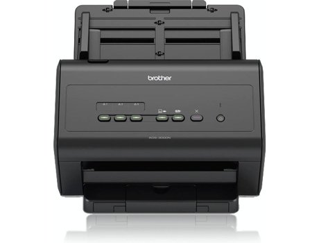 Scanner BROTHER ADS3000N — Scanner de Mesa