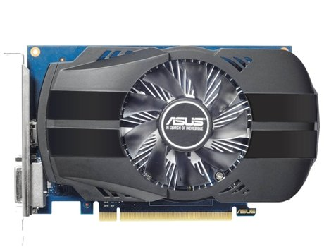 Placa Gráfica ASUS GeForce GT 1030 (NVIDIA - 2 GB DDR5) — NVIDIA | GeForce GT 1030