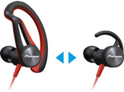 Auriculares Bluetooth PIONEER SE-E7TBT (In Ear - Microfone - Multicor) — In Ear | Microfone
