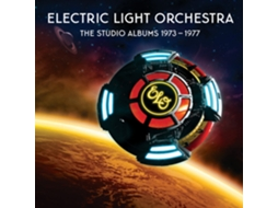 CD Electric Light Orchestra - The Studio Albums 1973-1977 — Pop-Rock