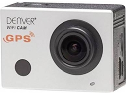 Action cam DENVER ACG-8050W (Full HD - 8 MP - Até 45 min de autonomia - Wi-Fi) — Full HD | Wi-Fi | Até 45 minutos