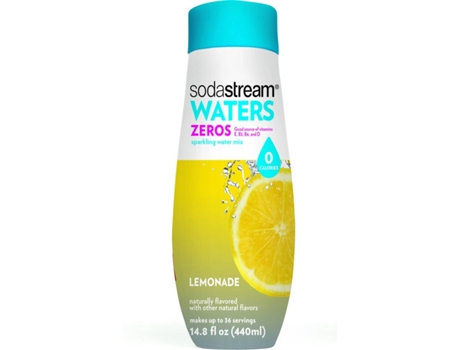 Concentrado SODASTREAM Sabor Limonada Zero — 440 ml