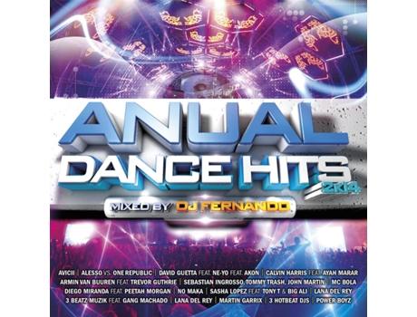 Cd v rios anual dance hits 2k14 mixed by dj fernando for House hits 88