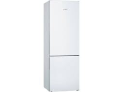 Frigorífico Combinado BOSCH KGE49VW4A — Low Frost | Refr. 302 L Cong. 111 L