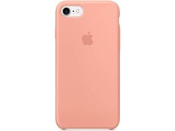 Capa APPLE iPhone 7 Silicone Case - Flamingo — Compatibilidade: iPhone 7