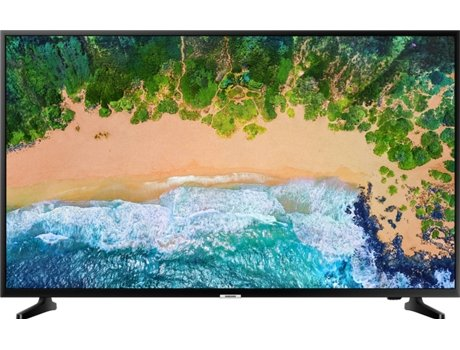 "TV LED 4K Ultra HD Smart TV 43"" SAMSUNG  UE43NU7025KXXC — 4K Ultra HD