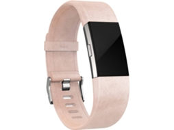 Bracelete FITBIT Charge 2 Rosa — Para FITBIT Charge 2 | Tamanho S