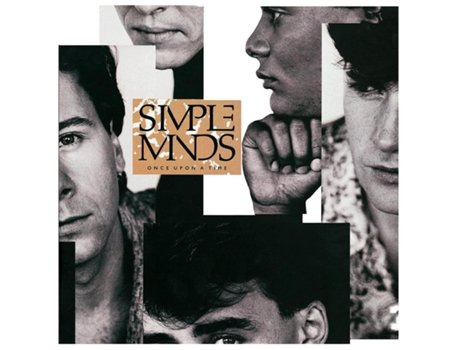 Vinil Simple Minds - Once Upon A Time — Pop-Rock
