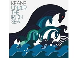 Vinil LP Keane - Under The Iron Sea — Pop-Rock