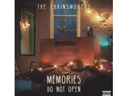 CD - The Chainsmokers - Memories Do Not Open — Género: Pop-Rock