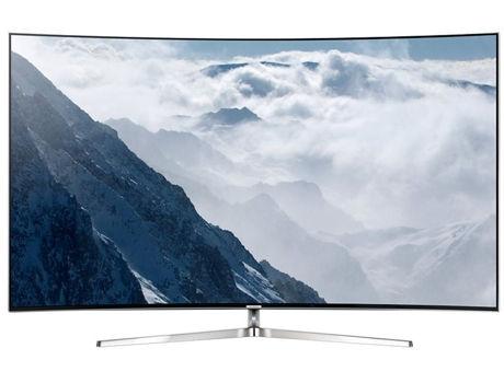 TV LED Curvo Ultra HD Smart TV 49'' SAMSUNG UE49KS9000T — Ultra HD / 2400 PQI