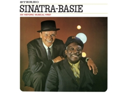 Vinil Frank Sinatra/Count Basie - An Historic Music First — Jazz