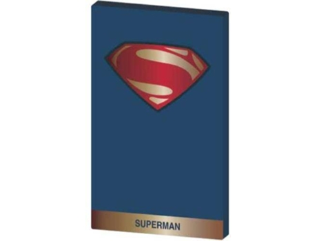 Bateria TRIBE DC Comics 4000 mAh Superman — 4000 mAh