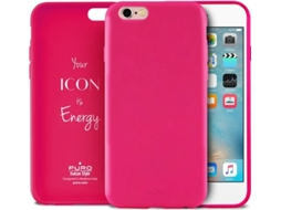 Capa PURO ICON iPhone 6/6S Fúchsia — Capa / iPhone 6/6S