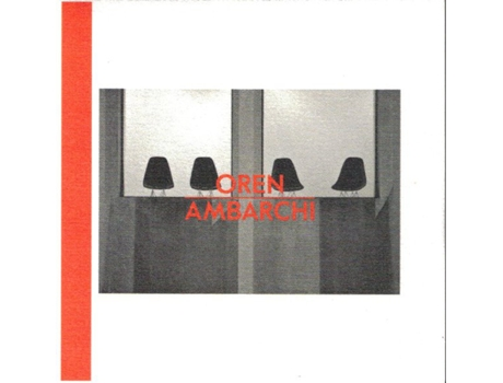 CD Oren Ambarchi - Live Knots