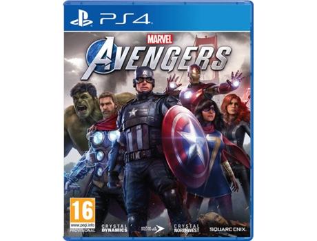 Jg Ps4 Marvel'S Avengers   [6929999 ]