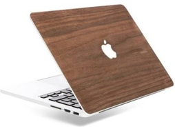 Tampa WOODCESSORIES MacBook Pro 13'' V2016 Castanho — Compatibilidade: MacBook Pro 13''