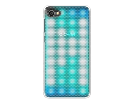 Capa German Tech Clear Fit para Alcatel A5 LED Transparente — Compatibilidade: Alcatel A5 LED