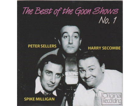 CD The Goons - The Best Of The Goon Shows