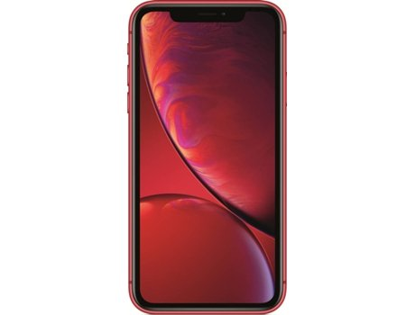 Smartphone APPLE iPhone XR 256 GB Vermelho — iOS 12 | 6.1'' | A12 Bionic