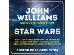 CD John Williams/The Boston Pops Orchest — Banda Sonora