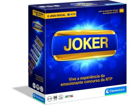 JOGO TABULEIRO JOKER   [7300052 ]