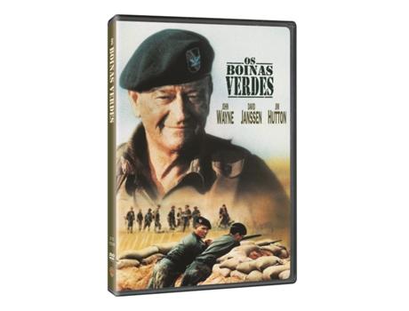 ea82e02b3de33 DVD Os Boinas Verdes
