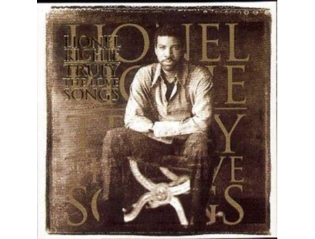CD Lionel Richie - Truly The Love Songs — Romântica