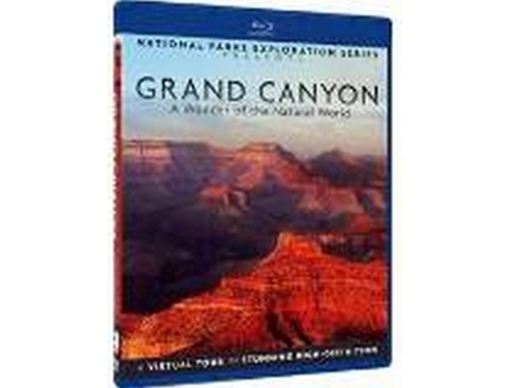 Blu-Ray 3D A Aventura no Grand Canyon — Documentário