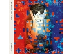 Vinil Paul McCartney:Tug Of War — Pop-Rock