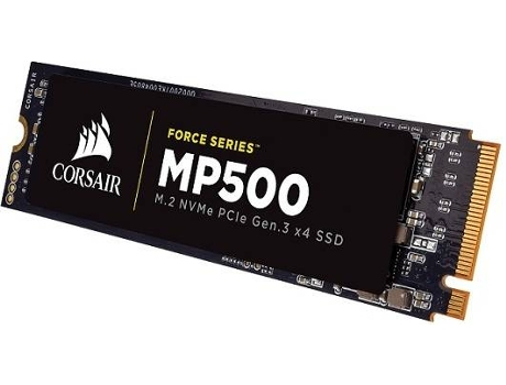 Disco SSD CORSAIR 240 GB MP500 PCIE M.2 — 240GB / NVMe PCI Express SSD 3.0 x4