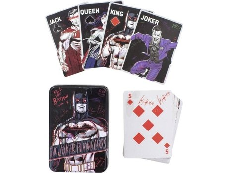 Cartas Retro The JOKER