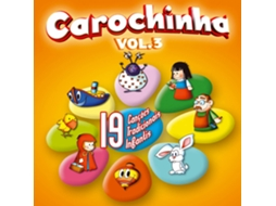 CD Carochinha Vol.3 — Portuguesa
