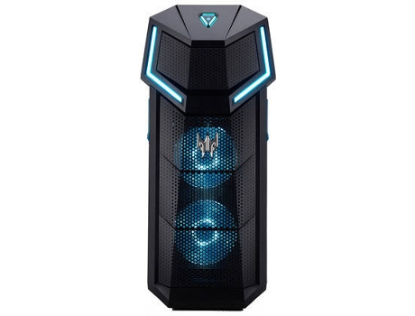 Desktop Gaming ACER Predator Orion — Intel Core i5-8600 | 16 GB | 1 TB HDD + 512 GB SSD | NVIDIA GeForce GTX 1060