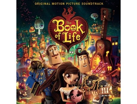 CD Ost-Vários Artistas - The Book of Life — Banda Sonora