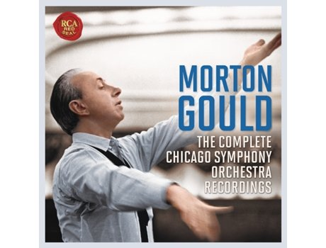 CD Morton Gould - The Chicago Symphony Recordings — Clássica