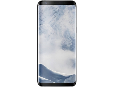 Smartphone SAMSUNG Galaxy S8+ Prateado — Android 7.0 / 6.2'' / 4G / Octa-Core 4x2,3-4x1,7 GHz