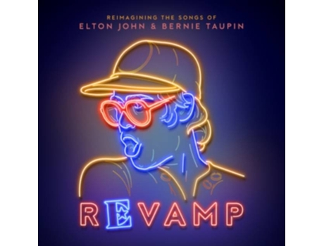 Vinil LP Vários - Revamp: Reimagining the Songs of Elton John & Bernie Taupin — Pop-Rock
