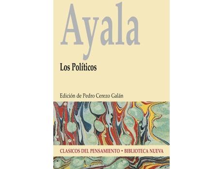 Livro Los Politicos de Francisco Ayala