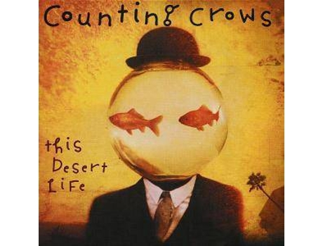 CD Counting Crows - This Desert Life — Pop-Rock