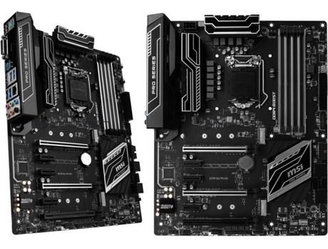 Motherboard MSI Z270 Sli Plus (Socket LGA1151 - Intel Z270 - ATX ) — LGA1151 | Z270