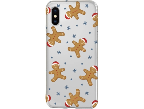 Capa SBS Christmas Collection iPhone X — Compatibilidade: iPhone X