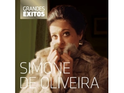 CD Simone De Oliveira-Grandes Êxitos — Popular
