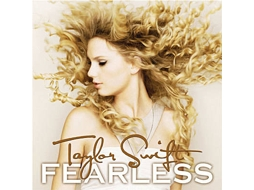 CD Taylor Swift - Fearless — Pop-Rock