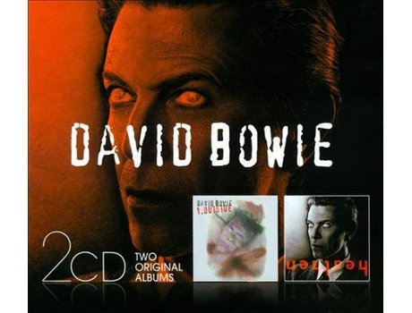 CD David Bowie - Heathen — Pop-Rock