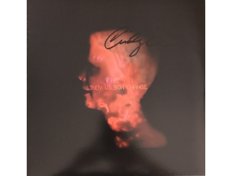 Vinil Cindy Wilson - Change