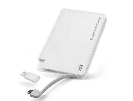 Powerbank SBS USB 1A 3000 — 3000 mAh
